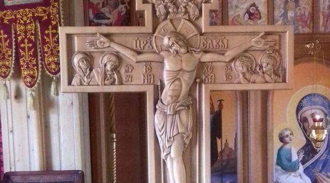Начинаем сбор пожертвований на иконы для нового храма!
