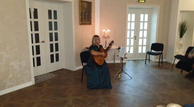 26 января приглашаем детей и родителей на концерт и интересную лекцию о Валааме