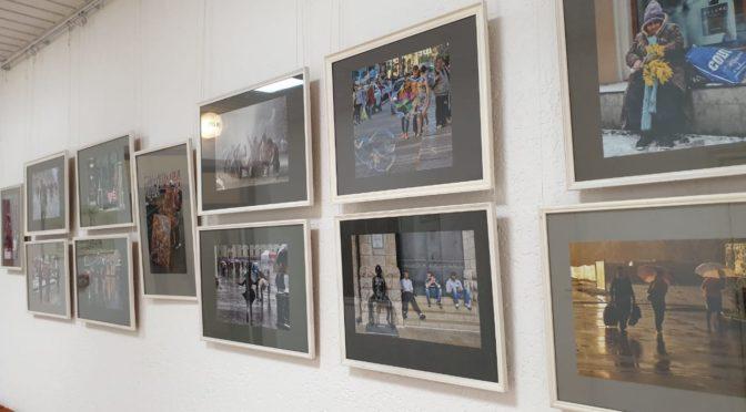 В ДК Выборгский открылась фотовыставка о.Анатолия