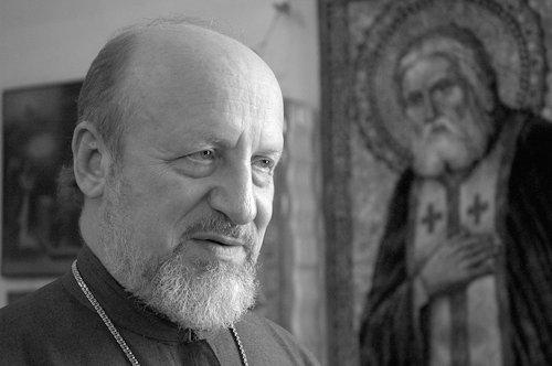 Протоиерей Александр Будников — один из замечательных батюшек Санкт-Петербурга
