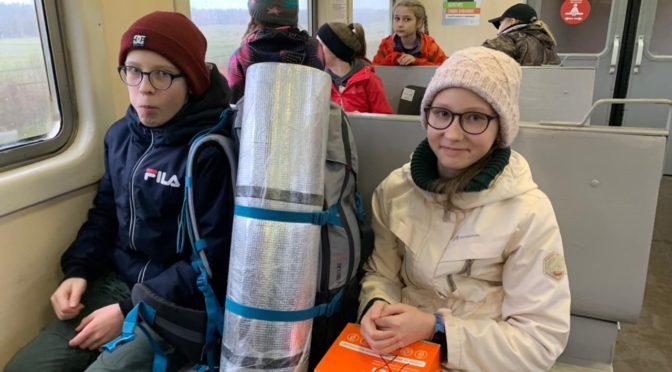 Юные путешественники отправились в Карелию