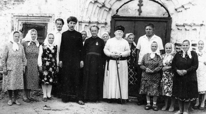Архиепископ Михаил Мудьюгин